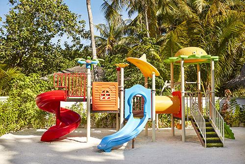 Kids Club en el Olhuveli Beach & Spa