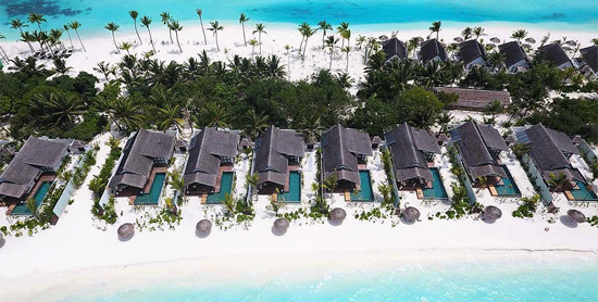 Earth Family Villa with Pool en Ozen by Atmosphere at Maadhoo
