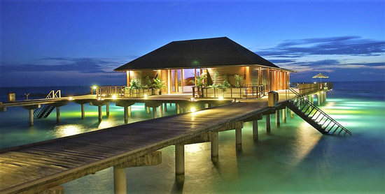 Bares del Paradise Island Resort & Spa