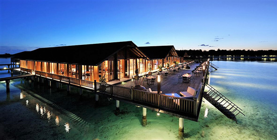 Restaurante Fukuya Teppanyaki en Paradise Island Resort & Spa