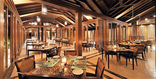 Restaurante Furamathi del Paradise Island Resort & Spa