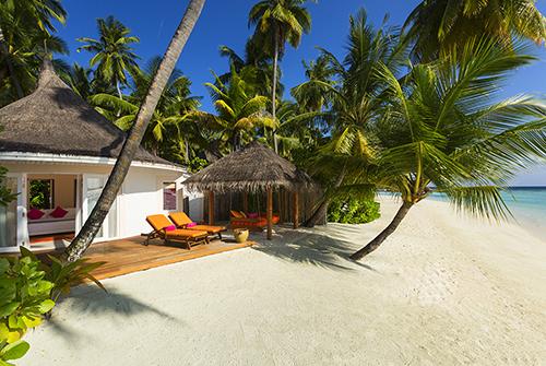 Deluxe Beach Villa de Sun Aqua Vilu Reef