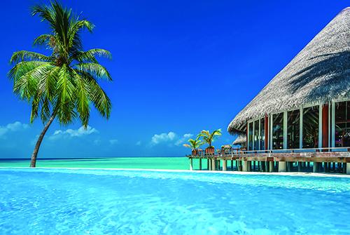 Bar Positive Energy de Sun Aqua Vilu Reef