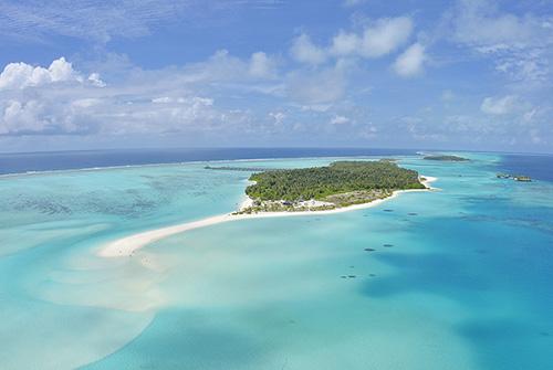 Sun Island - Vista Aérea