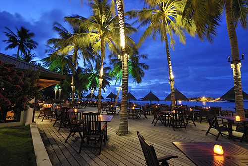Mekunu Bar en Sun Island Resort and Spa