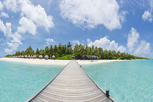 Panorámica de Sun Island Resort & Spa