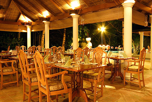 Southern Star Restaurant en Sun Island Resort & Spa