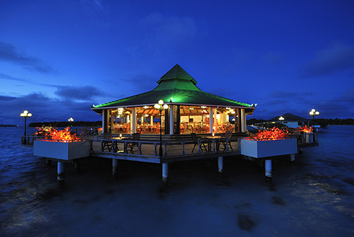 Sun Star Restaurant en Sun Island Resort & Spa