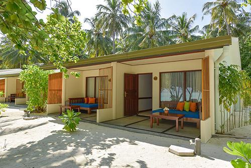 Exterior de la Sun Vila de Sun Island Resort & Spa