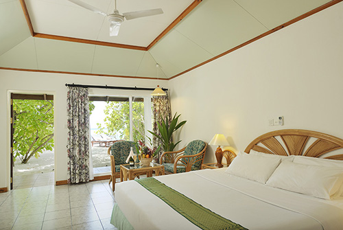 Interior de la Superior Beach Bungalow de Sun Island Resort & Spa