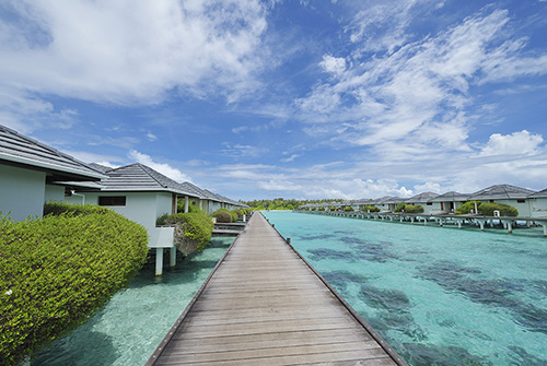 Water Bungalows de Sun Island Resort & Spa