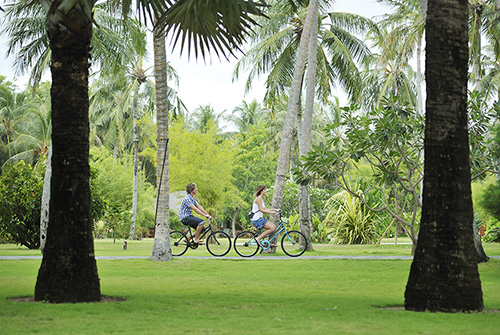 Bicicletas de Sun Island Resort and Spa