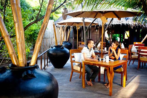 Bamboo en Sun Siyam Iru Fushi