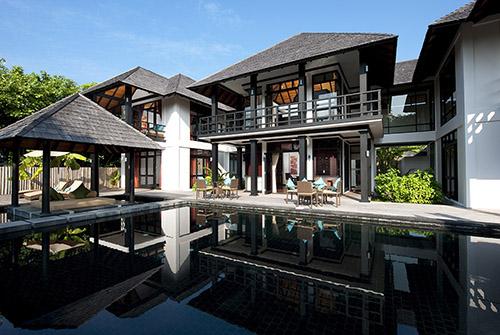 Retreat - Villas premium en Sun Siyam Iru Fushi