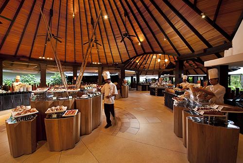 Iru Restaurant en Sun Siyam Iru Fushi