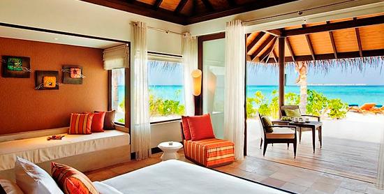 Beach Villa en Valassaru Maldives