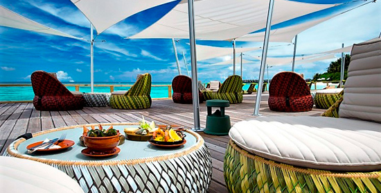 Chill Bar del Velassaru Maldives