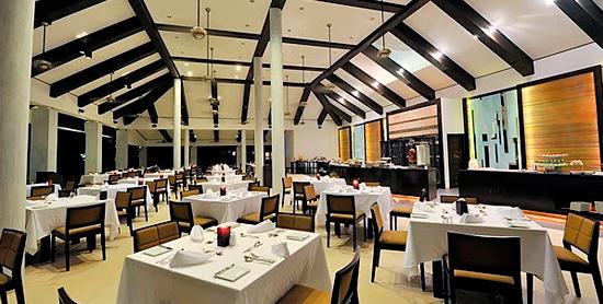 Vela Restaurant del Velassaru Maldives