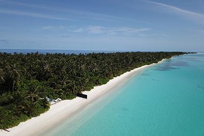 Bikini Beach de Dhigurah