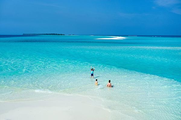 Mares de Maldivas