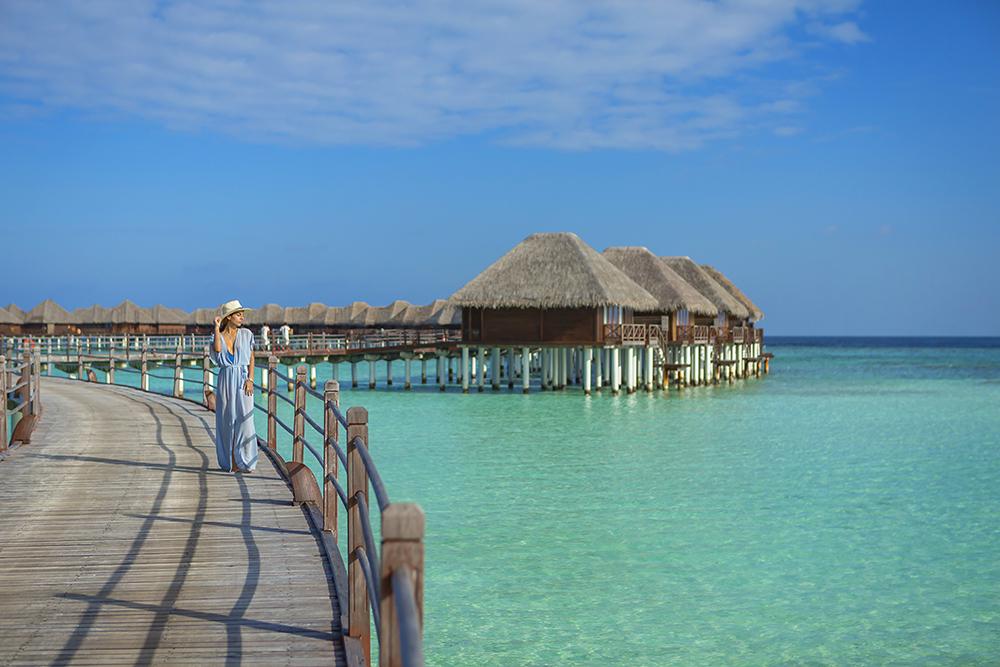 Overwater en Maldivas