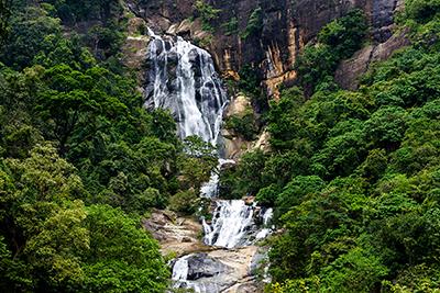 Cascadas de Sri Lanka