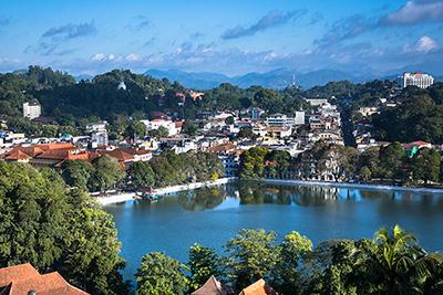 Lago de Kandy