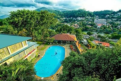 Kandy - Hotel Thilanka